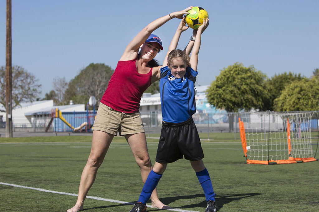 How to Deal with a Child's Sports Phobia