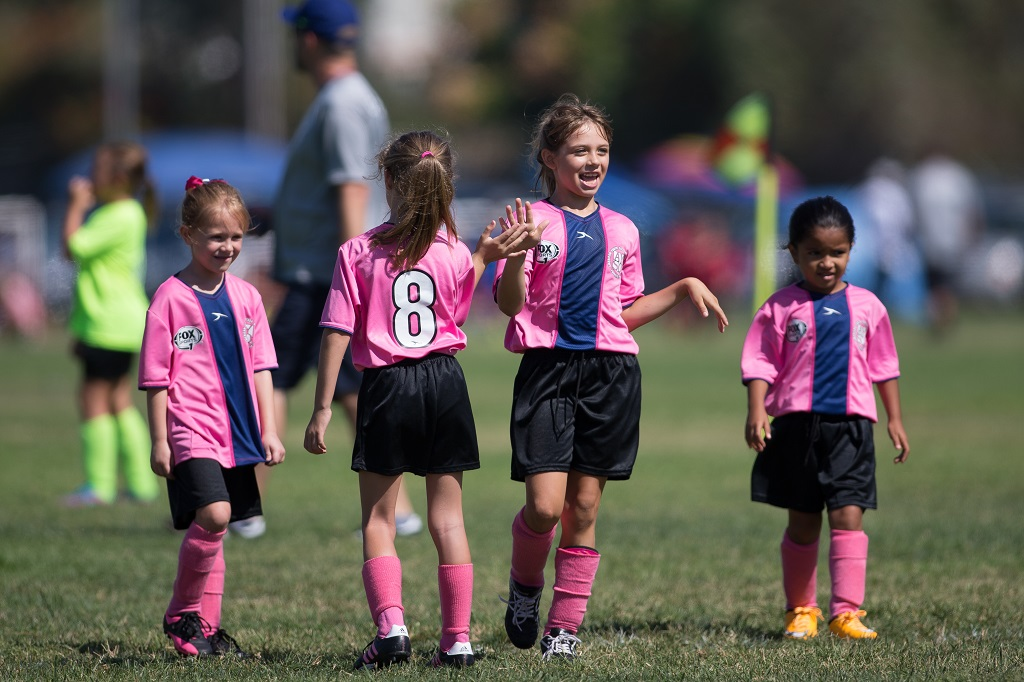 5 Reasons Why Girls Should Play Sports