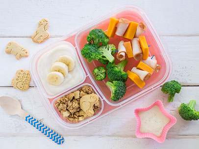Back to the Books Bento Box