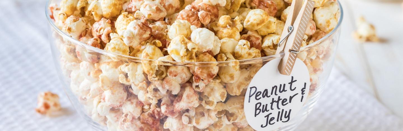 O Organics® PB & J Popcorn